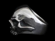 画像5: Clash Star Skull Ring (5)