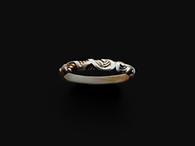 画像1: Maori Style Ring S (1)