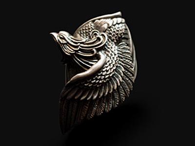 画像1: 鳳凰 Ring (1)