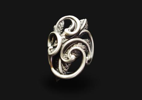 画像1: Gekirin Ring (1)