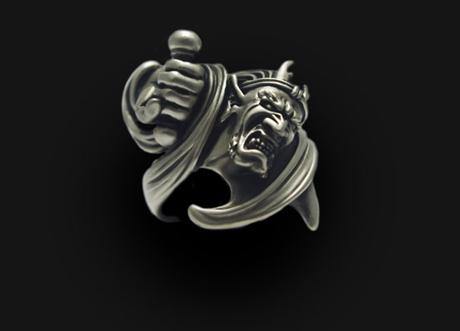 画像1: Stream 雷神 Ring (1)
