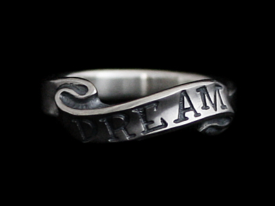 画像1: Soul Ribbon Ring (DREAM) (1)