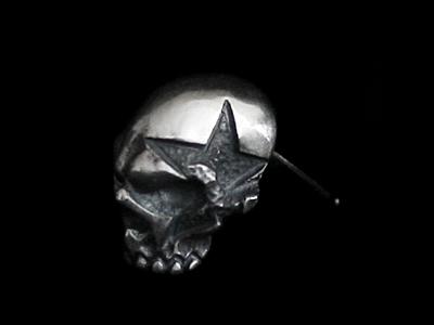 画像1: Clash Star Skull Pierce (LS) (1)