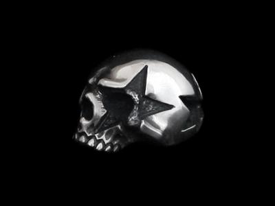 画像1: Skull Beads Top (LS) (1)