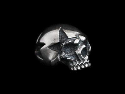 画像1: Skull Beads Top (RS) (1)