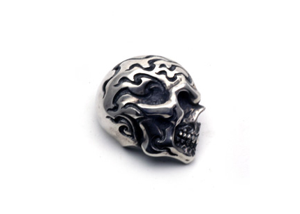 """画像1: Skull Concho""""Chaos"""" (1)"""